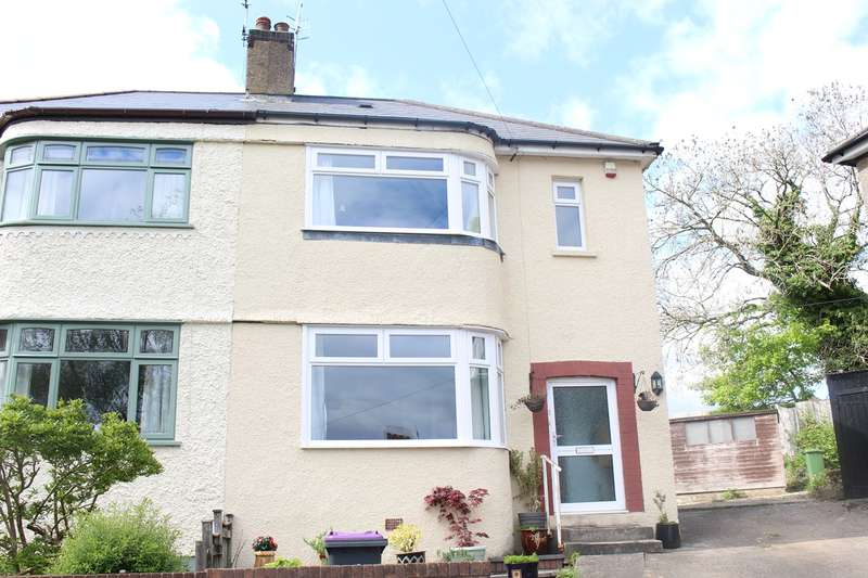 3 Bedrooms Semi Detached House for sale in Twmpath Gardens, Pontypool, NP4