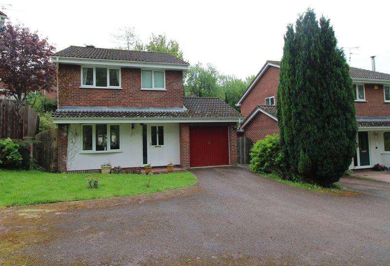 3 Bedrooms Detached House for sale in Hook Close, Osbaston, Monmouth