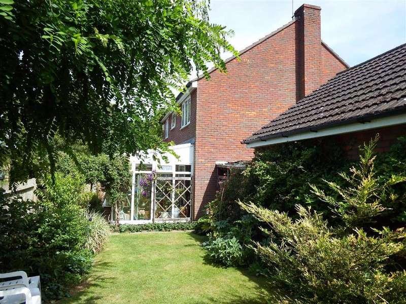 4 Bedrooms Detached House for sale in Norton Green, Stevenage, Hertfordshire, SG1