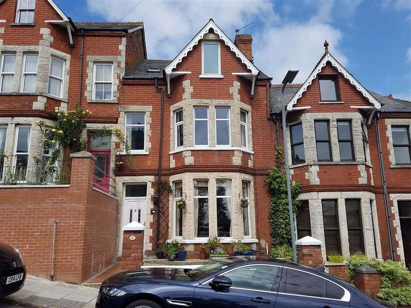 6 Bedrooms Terraced House for sale in Canon Street, Barry