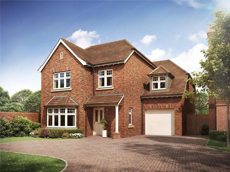 4 Bedrooms Detached House for sale in Queenswood Heights, Sandhurst, Berkshire, GU47