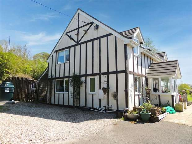 4 Bedrooms Detached House for sale in Fisheries, Bradworthy, Holsworthy, Devon