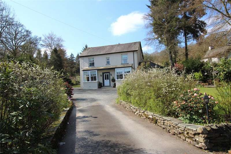 6 Bedrooms Detached House for sale in Lyndhurst Country House, Newby Bridge, Ulverston, Cumbria