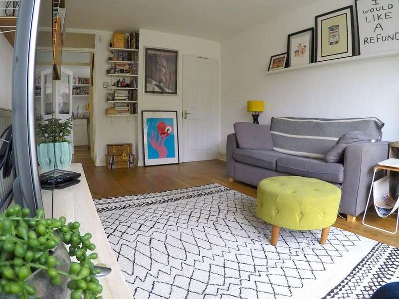 1 Bedroom Flat for sale in Aberdeen Park, Highbury, London N5