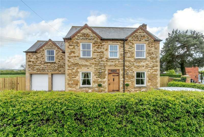 5 Bedrooms Detached House for sale in Stathern Lane, Harby, Melton Mowbray, Leicestershire, LE14