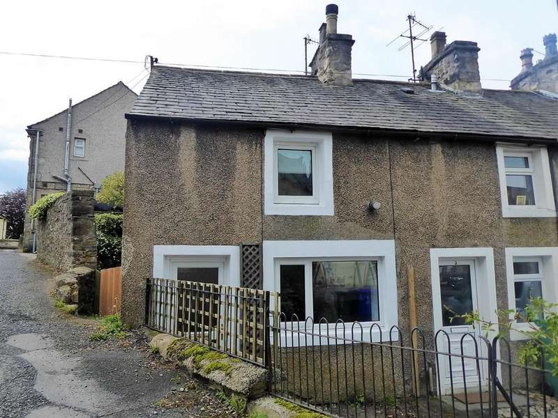 2 Bedrooms Cottage House for sale in 1 Police Yard, Bentham, North Yorkshire