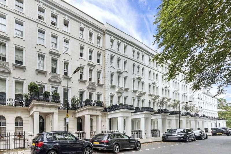 1 Bedroom Maisonette Flat for sale in Craven Hill Gardens, Lancaster Gate, London
