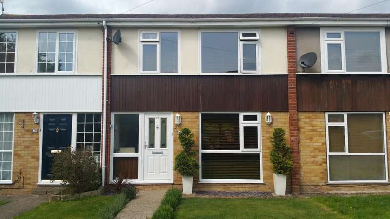 3 Bedrooms House for sale in Robinhood Close, Cippenham, Slough, SL1