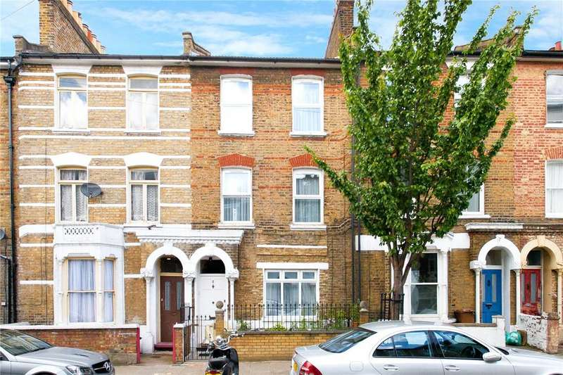 4 Bedrooms Terraced House for sale in John Campbell Road, London, N16
