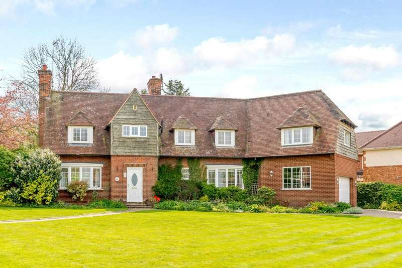5 Bedrooms Detached House for sale in East Carlton Park, East Carlton, Market Harborough, Leicestershire