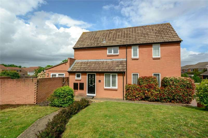 3 Bedrooms Detached House for sale in Phoenix Close, Wokingham, Berkshire, RG41