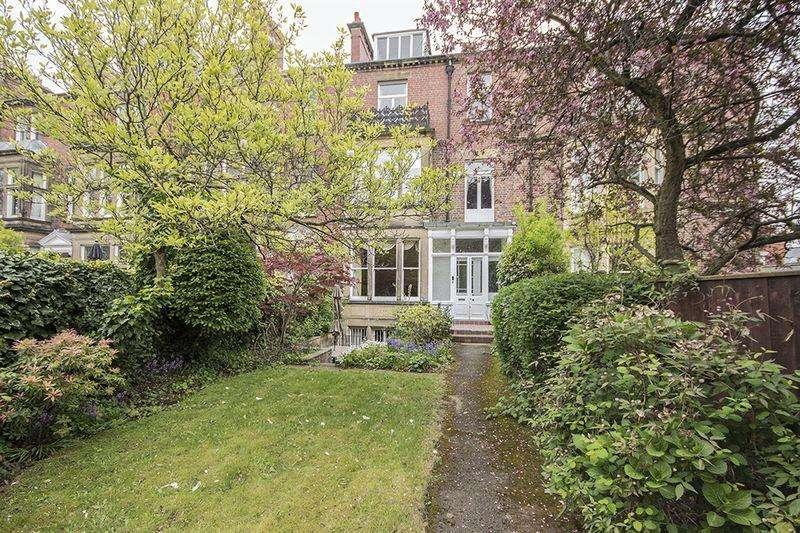 5 Bedrooms Terraced House for sale in Brandling Park, Jesmond, Newcastle upon Tyne
