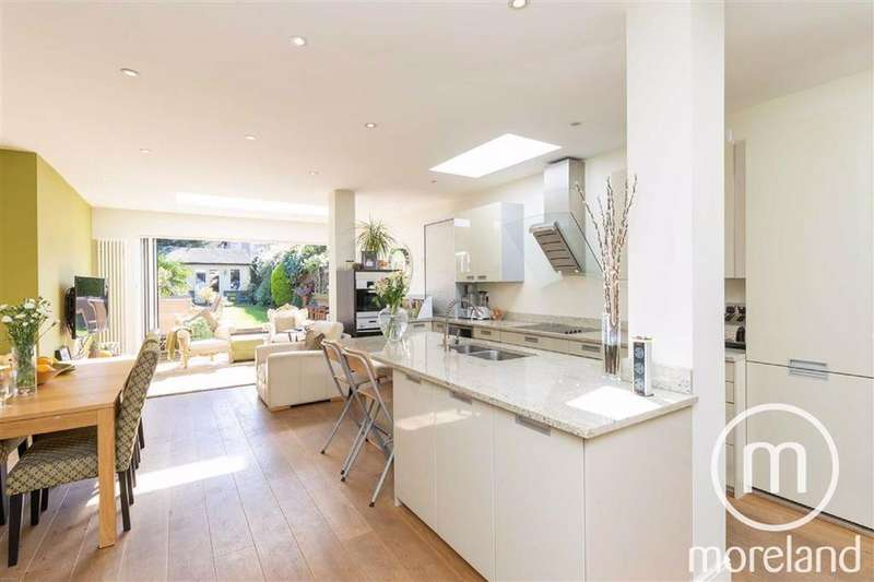 4 Bedrooms End Of Terrace House for sale in Caddington Road, London, NW2