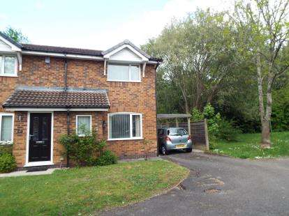 2 Bedrooms Semi Detached House for sale in Dorchester Close, Wilmslow, Cheshire
