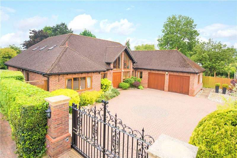 5 Bedrooms Detached House for sale in Kimbolton Close, Bedford, Bedfordshire