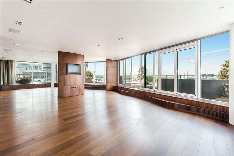 4 Bedrooms Flat for sale in Commodore House, Juniper Drive, Battersea Reach, London, SW18