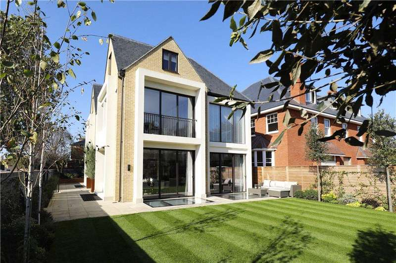 6 Bedrooms Detached House for sale in The Drive, Wimbledon, SW20