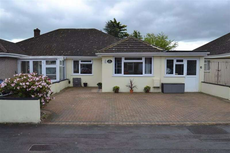 3 Bedrooms Semi Detached Bungalow for sale in Barfield Road, Thatcham, West Berkshire, RG18