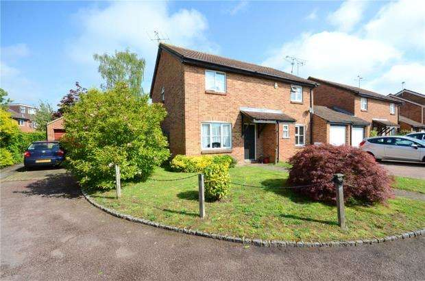3 Bedrooms Semi Detached House for sale in Saltersgate Close, Lower Earley, Reading