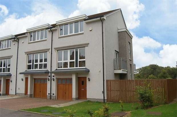 4 Bedrooms End Of Terrace House for sale in Woodlands Walk, Cults, Aberdeen