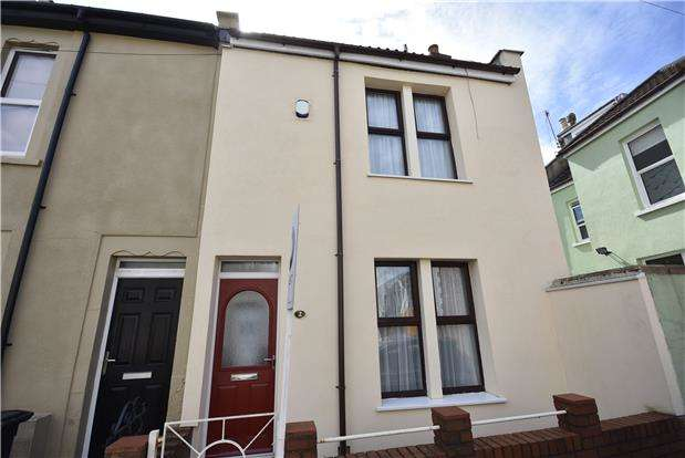 2 Bedrooms End Of Terrace House for sale in Lindrea Street, Bedminster, Bristol, BS3 3AL