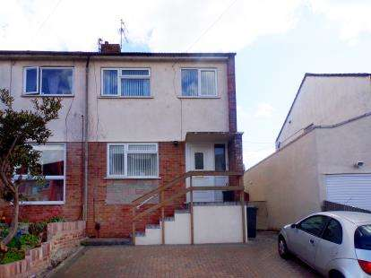 3 Bedrooms Semi Detached House for sale in Forest Walk, Kingswood, Bristol