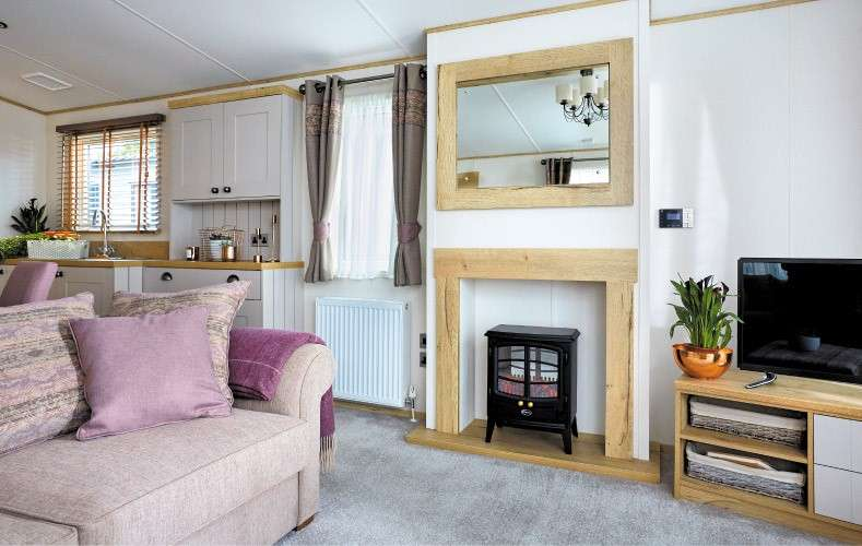 2 Bedrooms Caravan Mobile Home for sale in Mounds Holiday Park, Flintshire