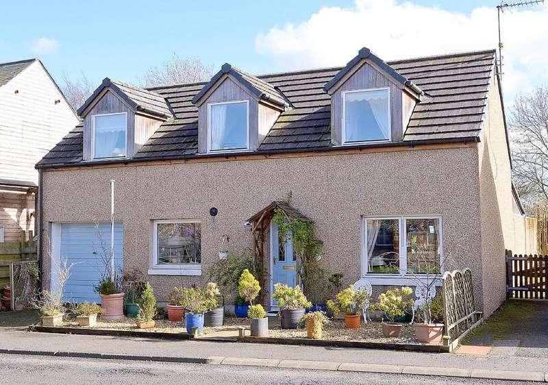 3 Bedrooms Detached House for sale in Spring Cottage, Main Street, Leitholm TD12 4JN