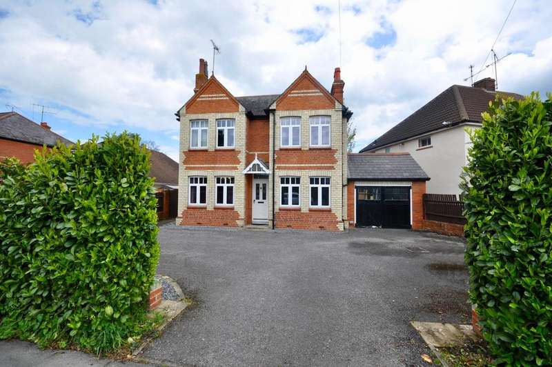 3 Bedrooms Detached House for sale in Reading Road, Woodley, Reading, RG5 3DB