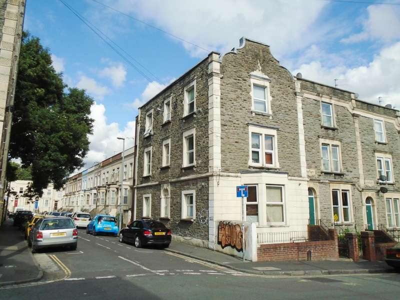 1 Bedroom Flat for sale in Brigstocke Road, St Paul's, Bristol BS2