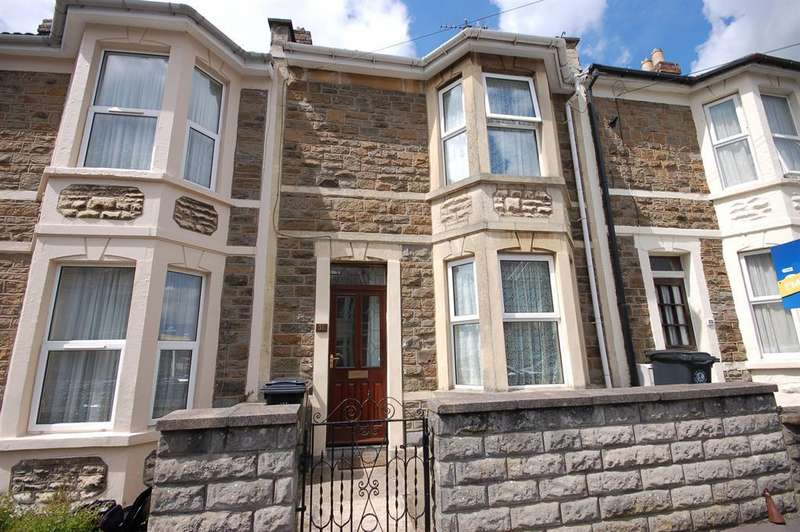 3 Bedrooms Terraced House for sale in St. Annes Road, St. George, Bristol, BS5 8RB