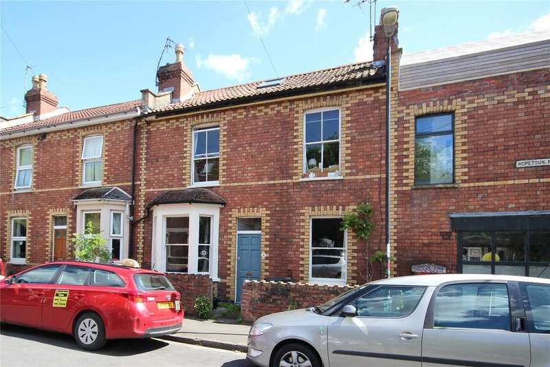 3 Bedrooms Terraced House for sale in Hopetoun Road, St. Werburghs, Bristol, BS2