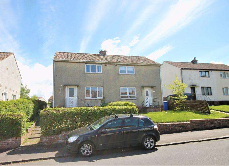 2 Bedrooms Semi-detached Villa House for sale in Dunlop Terrace, Ayr