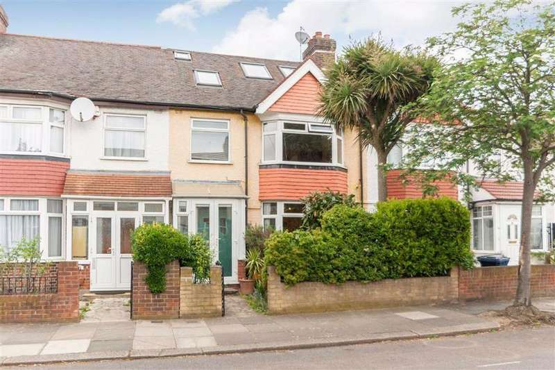 4 Bedrooms Terraced House for sale in Park View, London