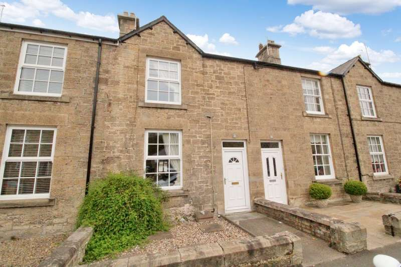 2 Bedrooms Terraced House for sale in Mount View Terrace, Stocksfield