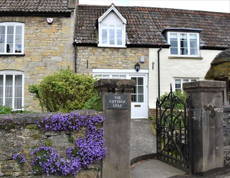 2 Bedrooms Terraced House for sale in The Borough, Wedmore