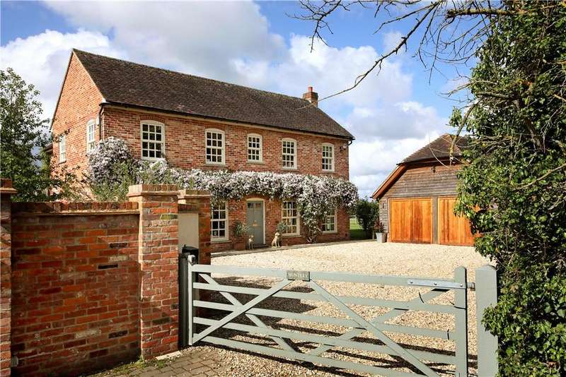 6 Bedrooms Detached House for sale in Newnham Lane, Newnham, Hook, Hampshire, RG27