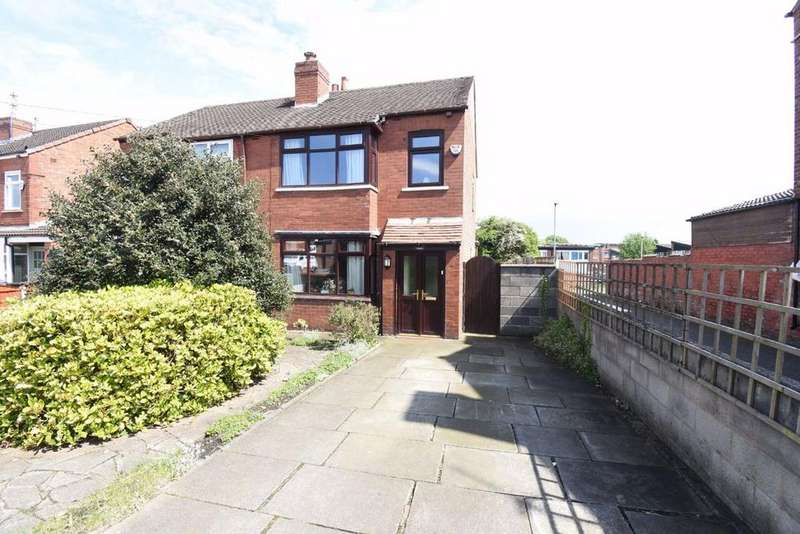 3 Bedrooms Semi Detached House for sale in Warrington Road, Goose Green, Wigan, WN3