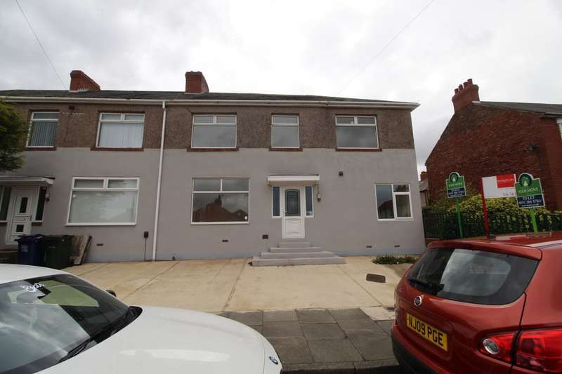 8 Bedrooms Semi Detached House for rent in Hadrian Road, Newcastle Upon Tyne, NE4