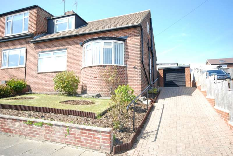 2 Bedrooms Bungalow for sale in Killingworth Drive, High Barnes