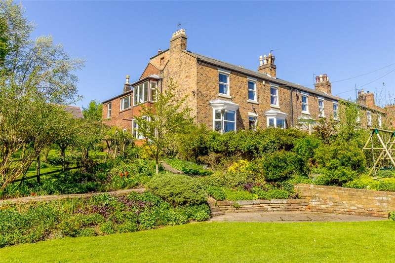 5 Bedrooms End Of Terrace House for sale in Brancepeth Terrace, Willington, Crook, DL15