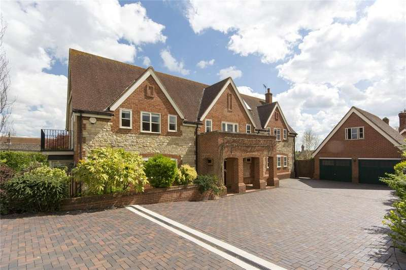 5 Bedrooms Detached House for sale in Home Court, Empingham