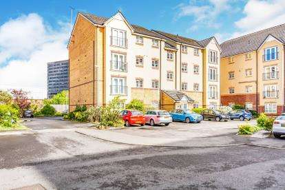 2 Bedrooms Flat for sale in Bowdon Court, 15 Montague Road, Manchester, Greater Manchester