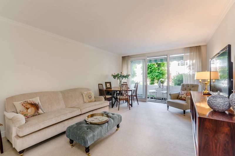 2 Bedrooms Flat for rent in Lansdowne Road, Wimbledon, SW20