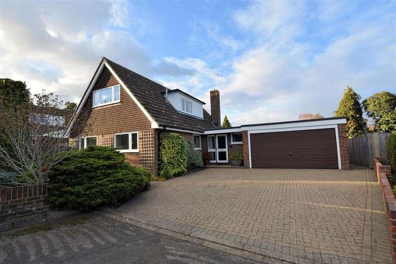 5 Bedrooms Detached House for sale in Oakham Close, Tilehurst, Reading