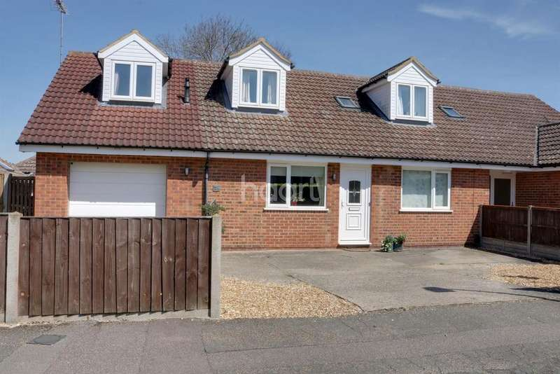 4 Bedrooms Semi Detached House for sale in Bromham