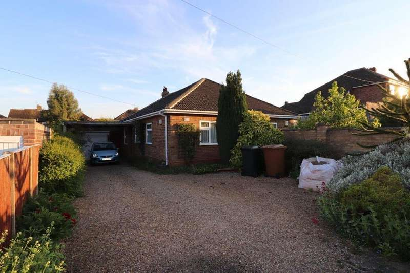 3 Bedrooms Detached Bungalow for sale in Palmerston Road