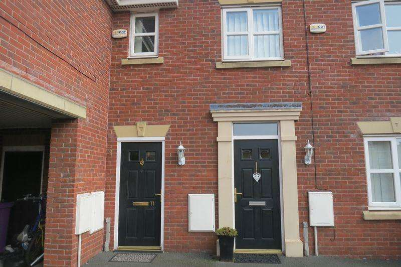 2 Bedrooms Terraced House for rent in Brigadier Drive, Liverpool