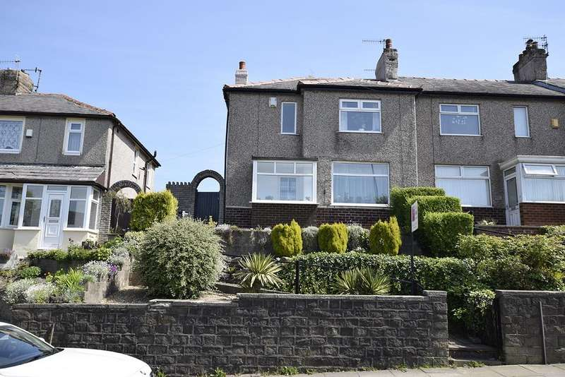 2 Bedrooms Semi Detached House for sale in Rosehill Mount, Burnley BB11 4HQ