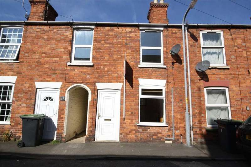 2 Bedrooms Terraced House for sale in Thomas Street, Sleaford, Lincolnshire, NG34